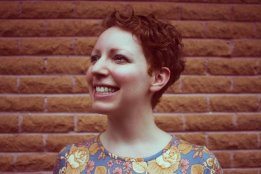 Elizabeth Joan Kelly, smiling head shot, color